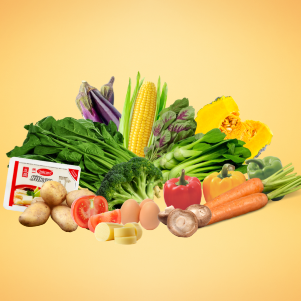 Vegetables, home cooking, bundle, groceries, home cooking, singapore